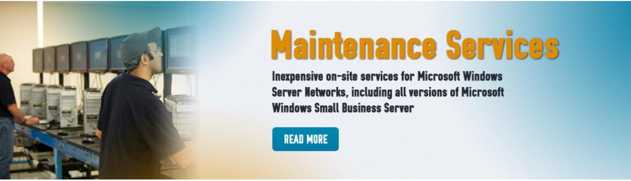 IT Network Maintenance Services